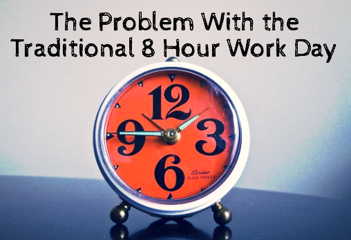 infographic  do we have to work 8 hours a day