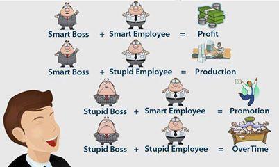 boss-employee