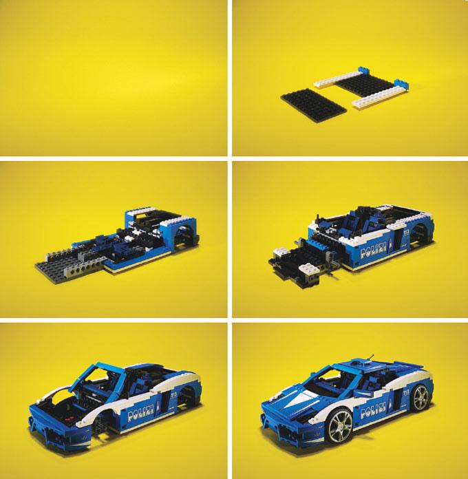 Lamborghini Gallardo Lego Instructions Lamborghini Super Car
